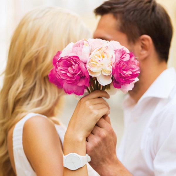 Paar Blumen